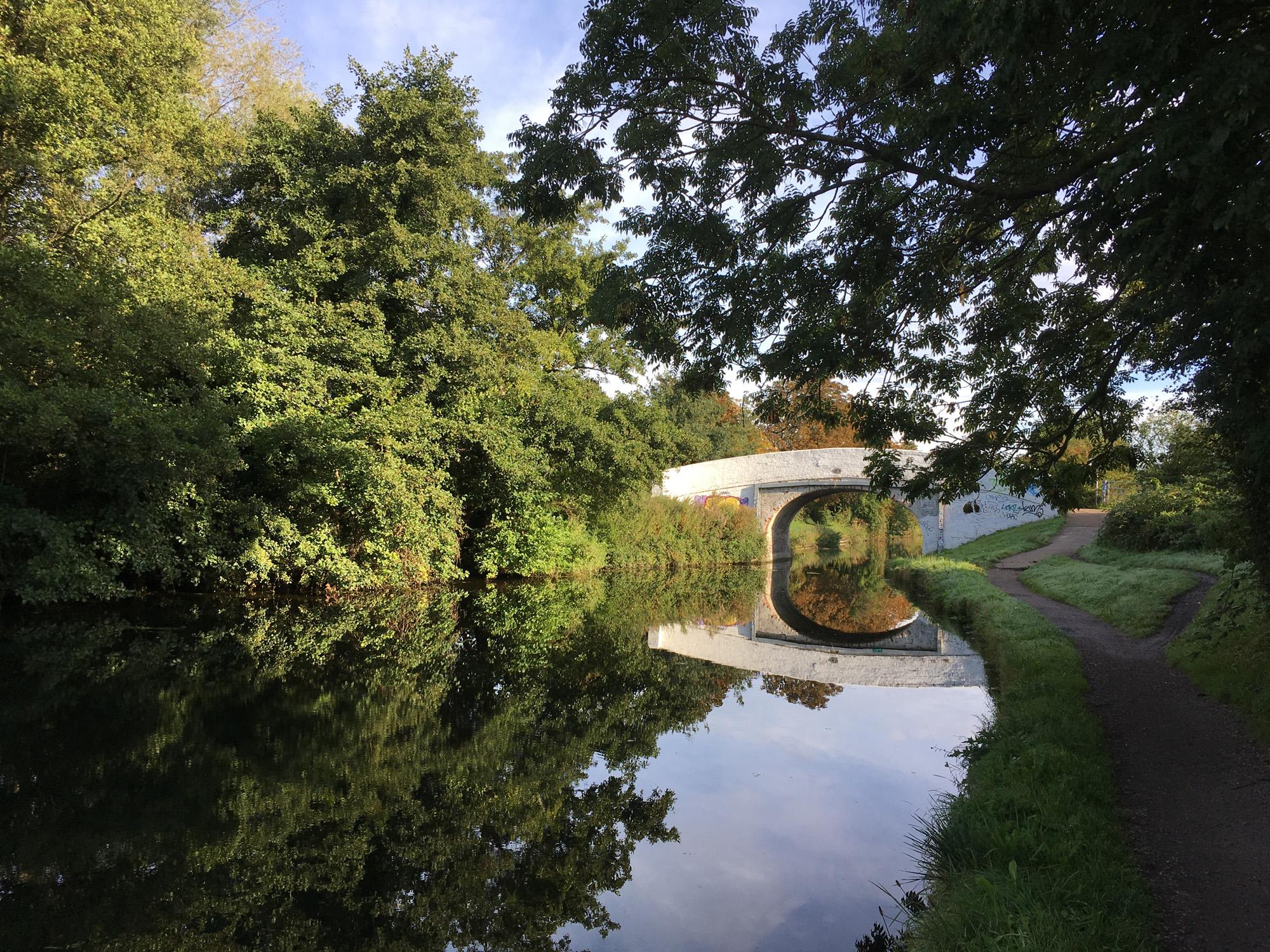 Canal Denham
