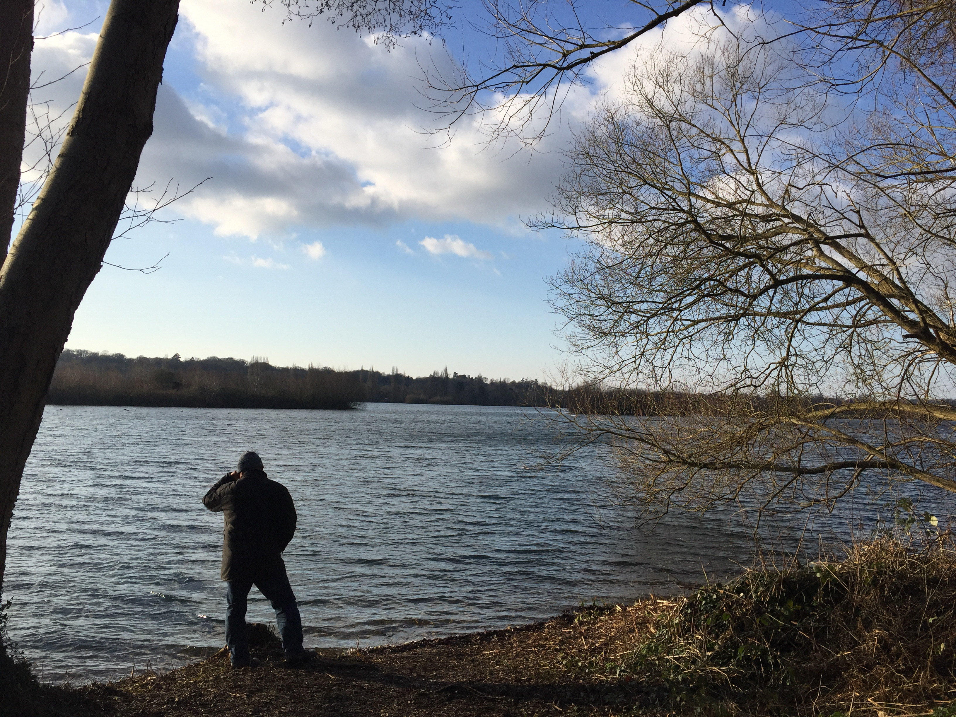 Angling at Broadwater