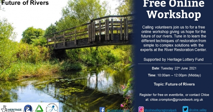 Future of Rivers - Online Workshop