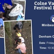 Minibeast Hunting at Denham Country Park